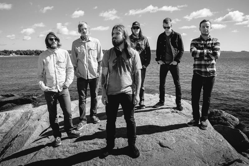 Kvelertak Band Norwegen