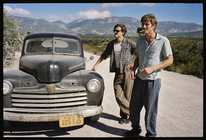 On the Road DVD BluRay