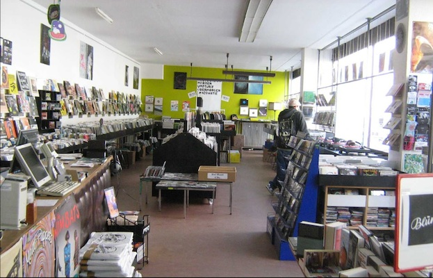 Optimal Record Store München