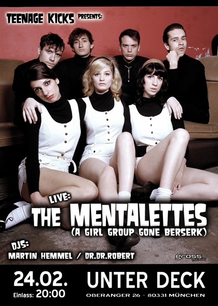 The Mentalettes