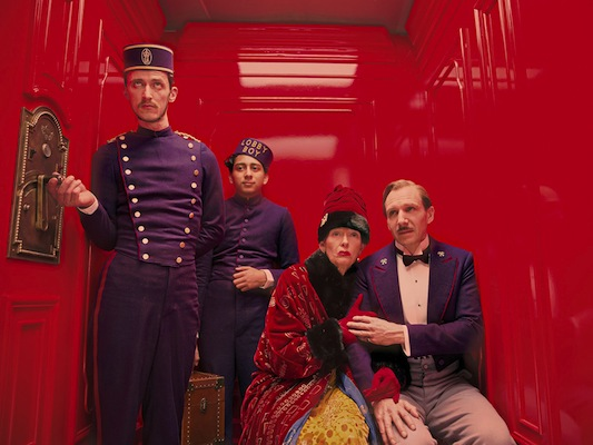 Grand Budapest Hotel Kino Film Rezension curt München