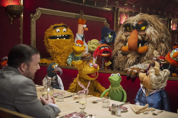 Muppets Most Wanted Kino Film Rezension curt München