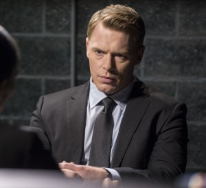 Diego Klattenhoff The Blacklist Interview curt München