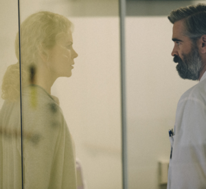The Kiling of a Sacred Deer