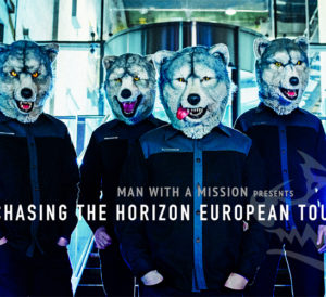 Man With A Mission curt München