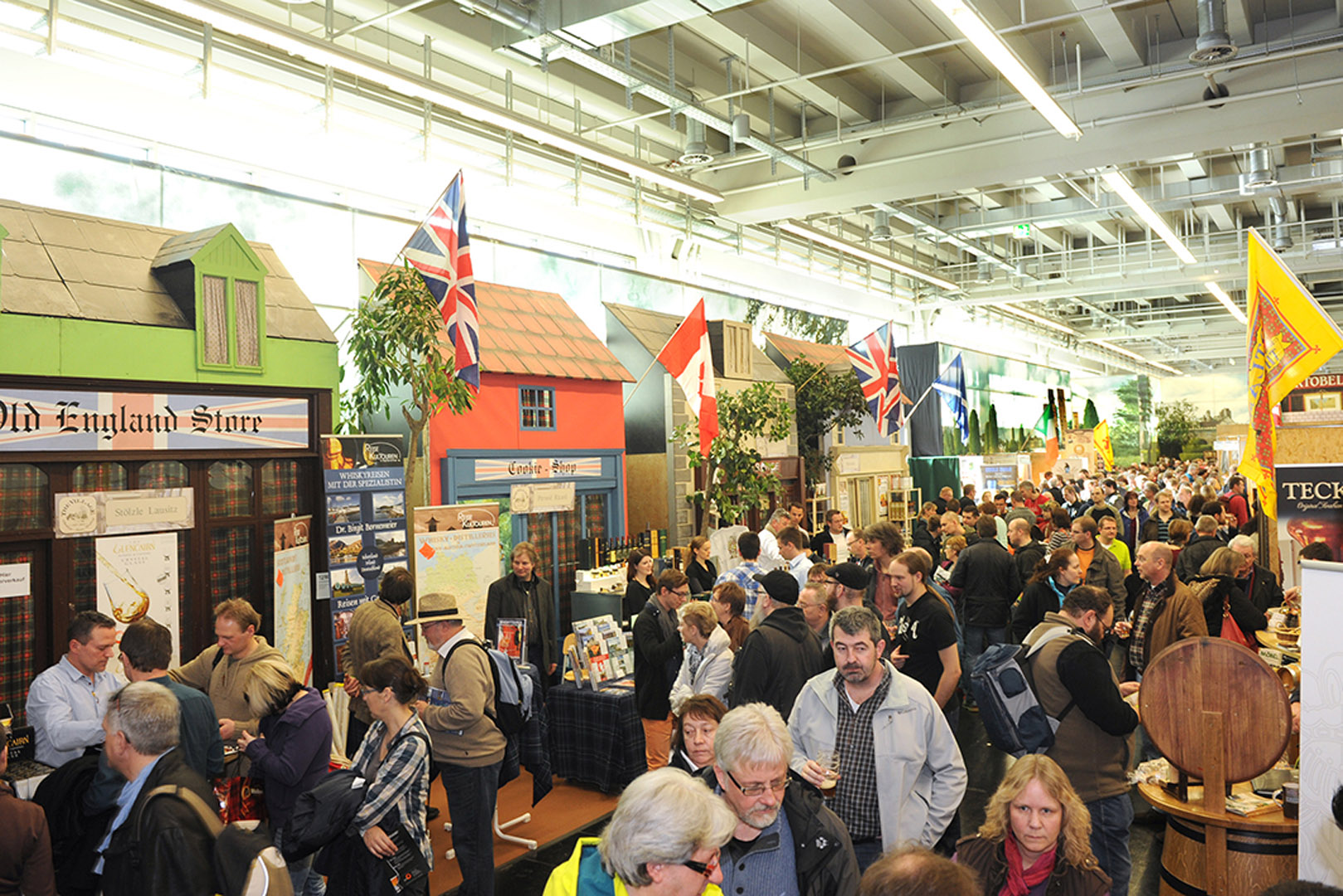 The Village, Foto: freizeitmesse.de