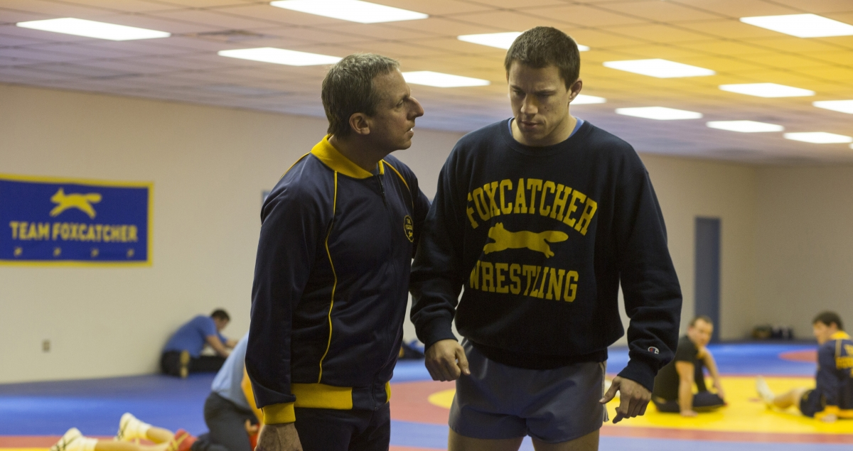 Foxcatcher / Steve Carell, Channing Tatum / Foto: Mars Distribution