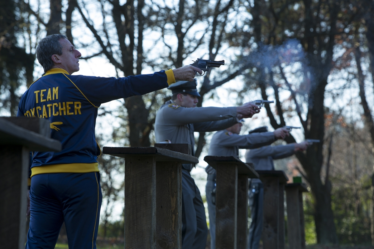 Foxcatcher / Steve Carell / Foto: Mars Distribution