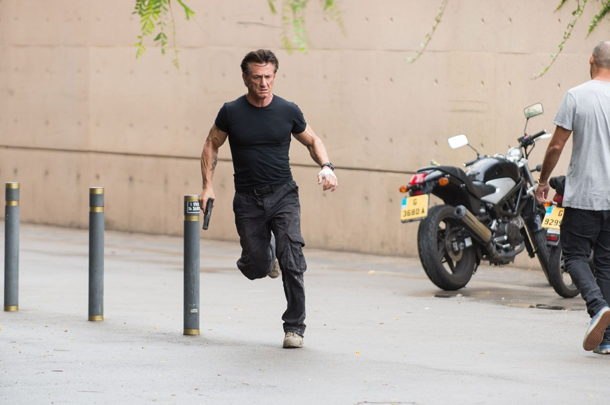 The Gunman, Foto: StudioCanal