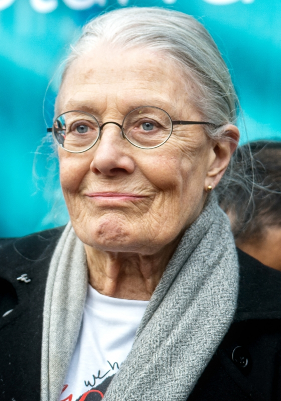 Vanessa Redgrave, April 2016, Foto: Gerry Knight, CC0