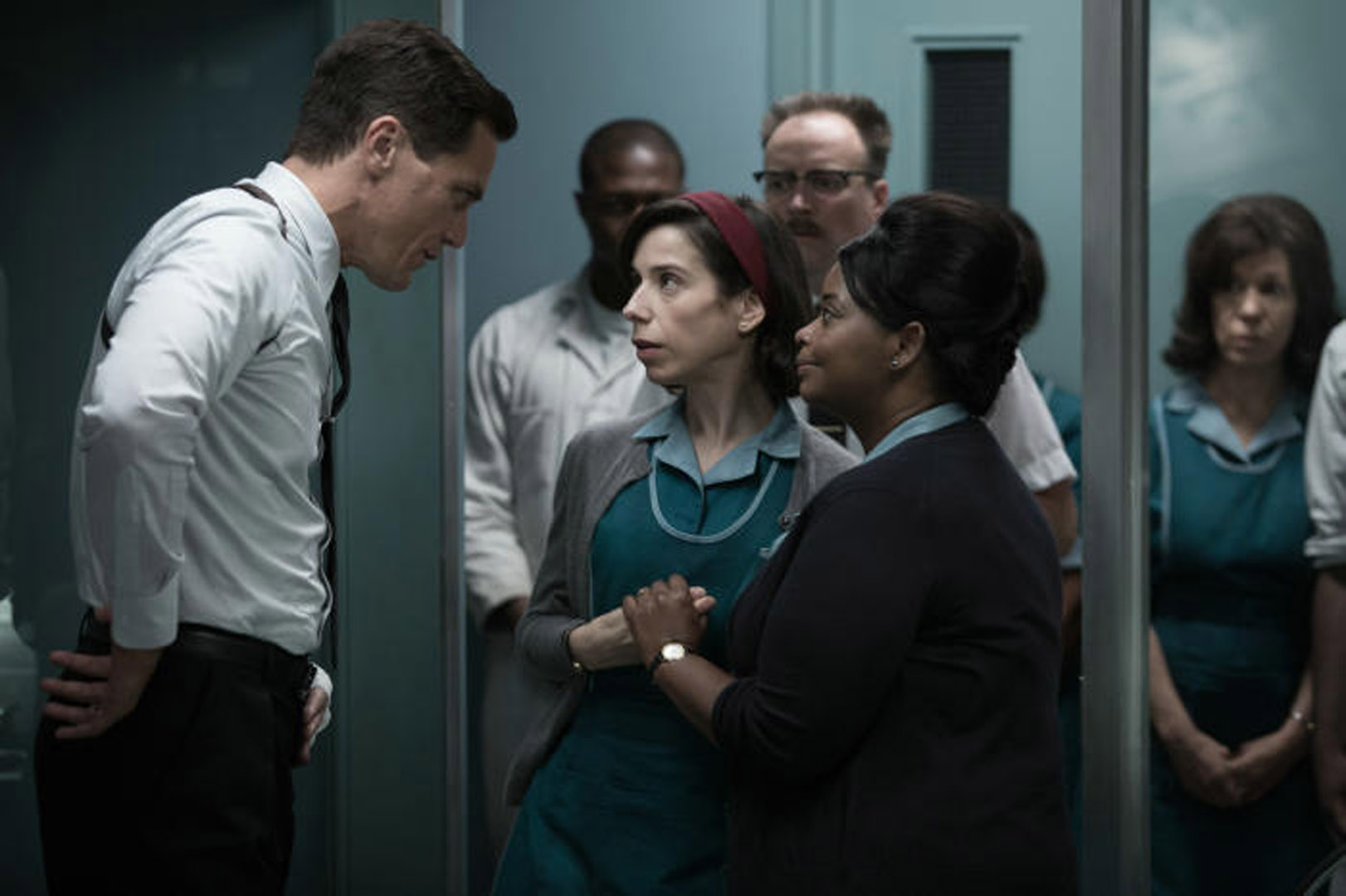 Shape of water / Michael Shannon, Octavia Spencer, Foto: Twentieth Century Fox of Germany GmbH