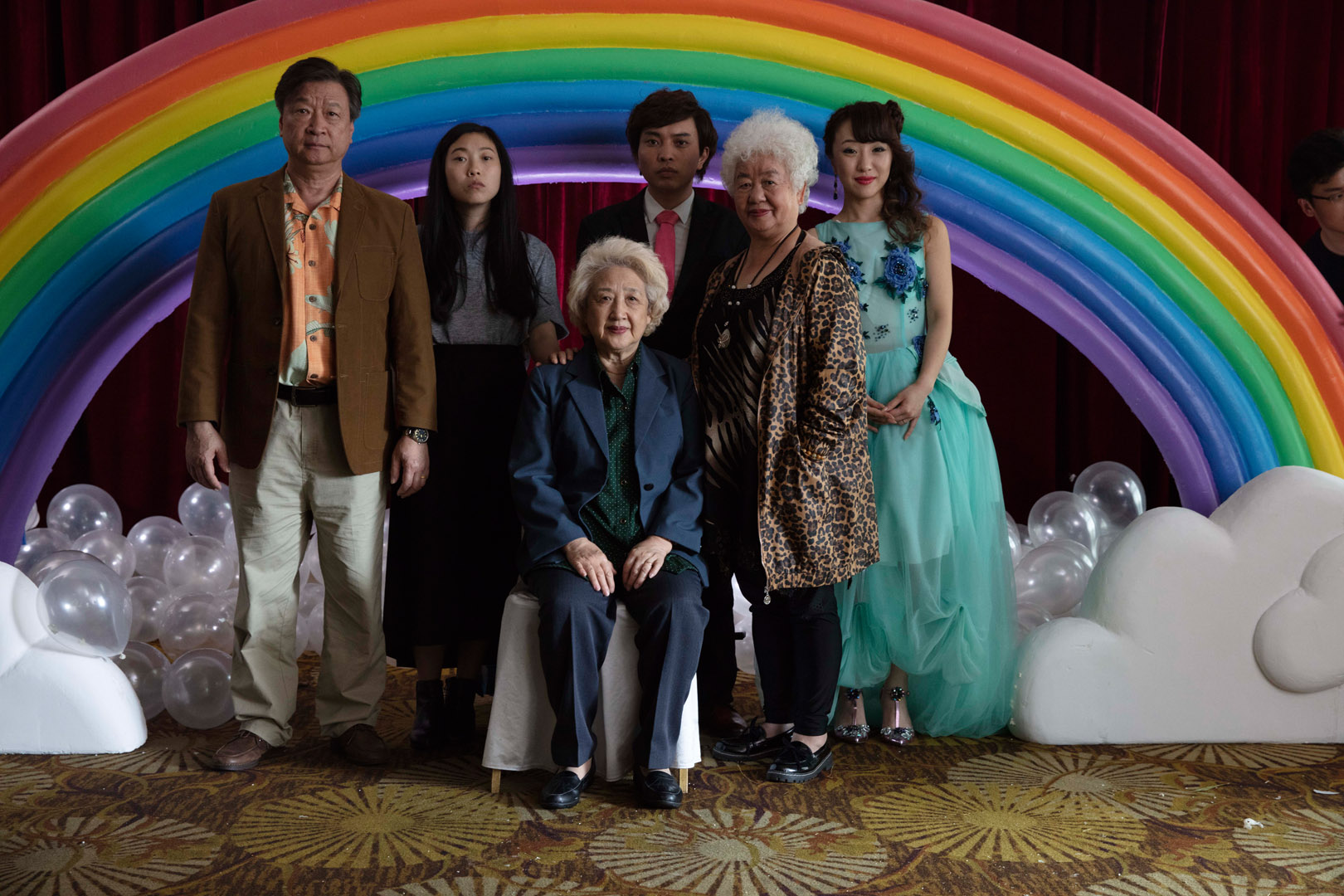 The Farewell, Foto: Nick West, DCM A24