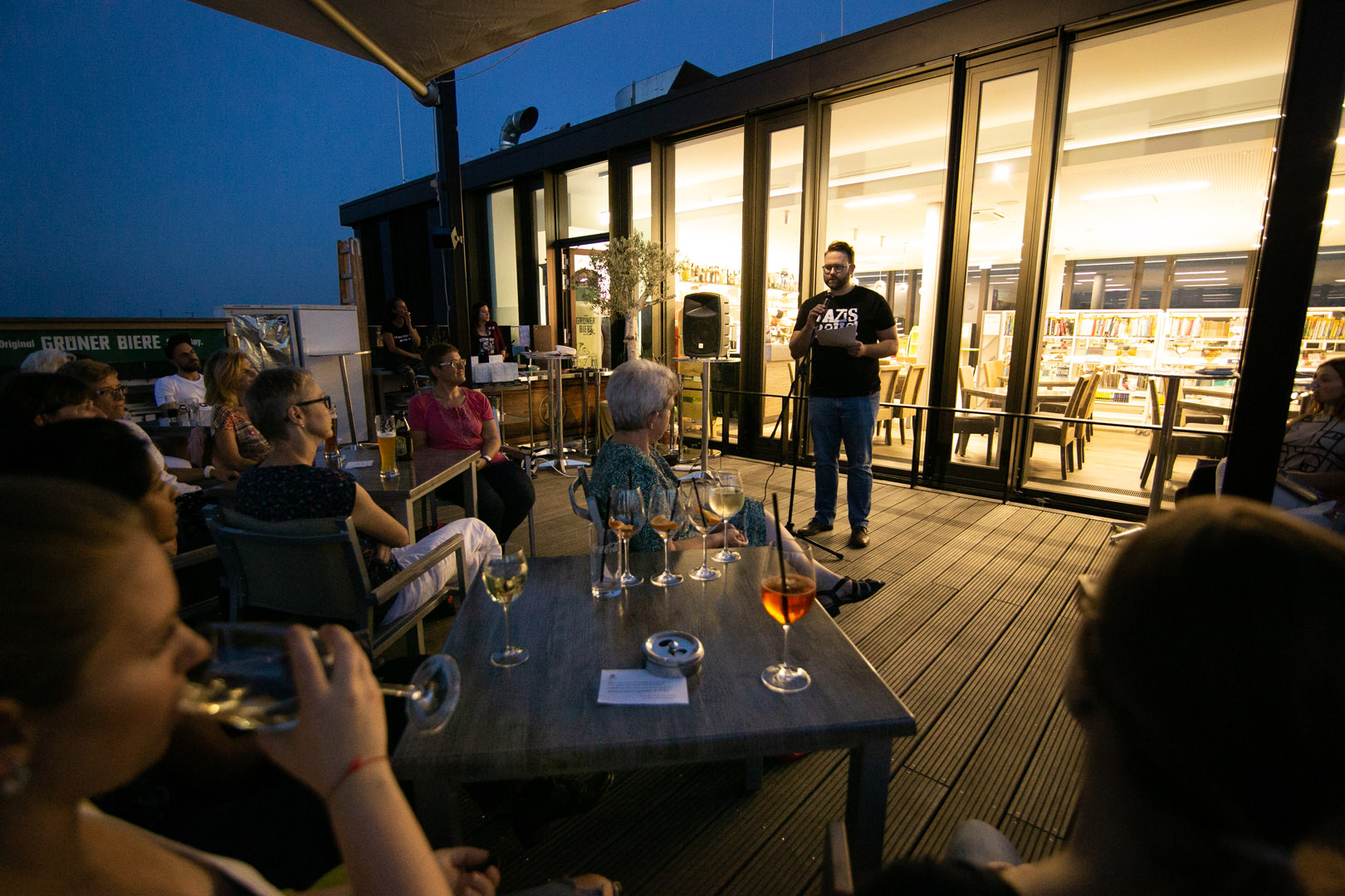 Rooftop Stories, Foto: Tim Händl