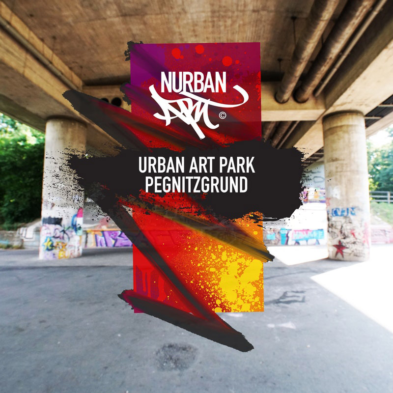 Urban Art Park am Pegnitzgrund