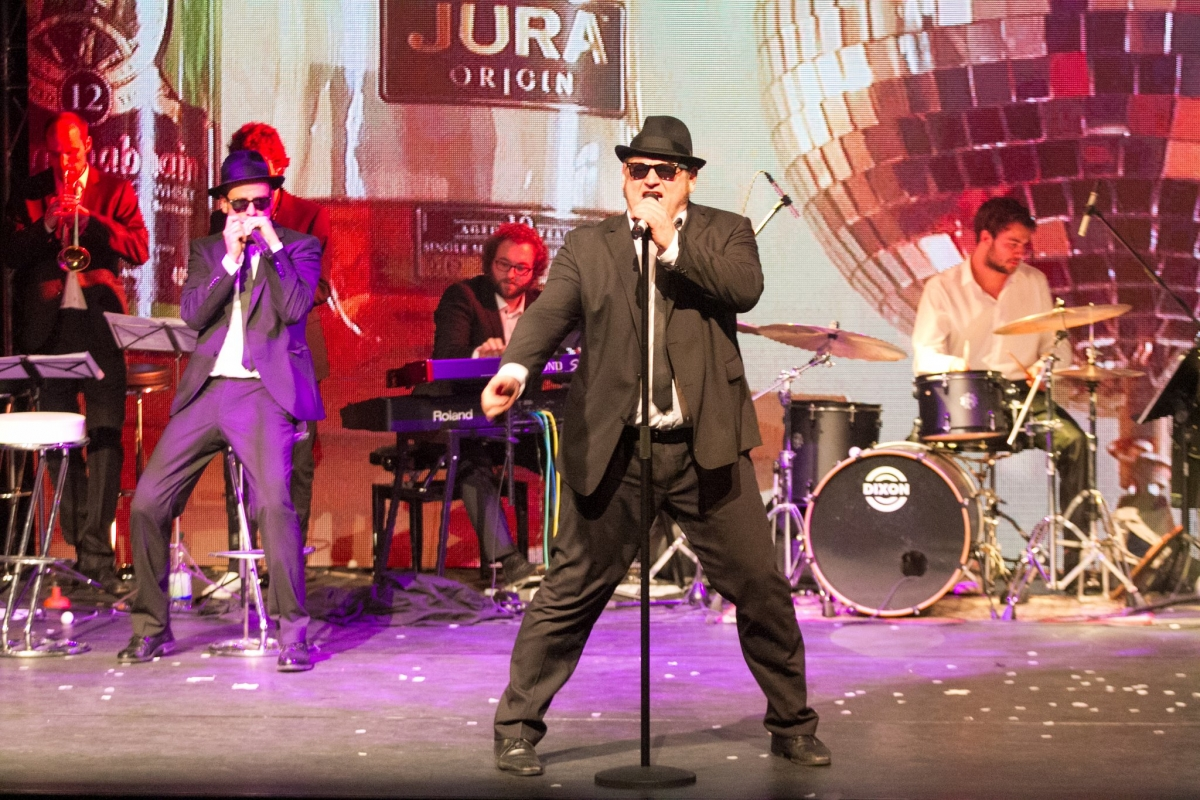 Blues Brothers, Foto: Philipp Moenckert