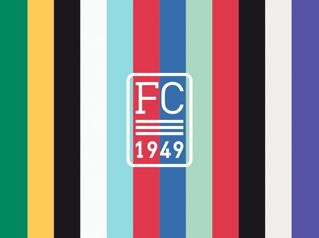 Tristan Heinrich, Football Club 1949, Grafikdesign und Layout