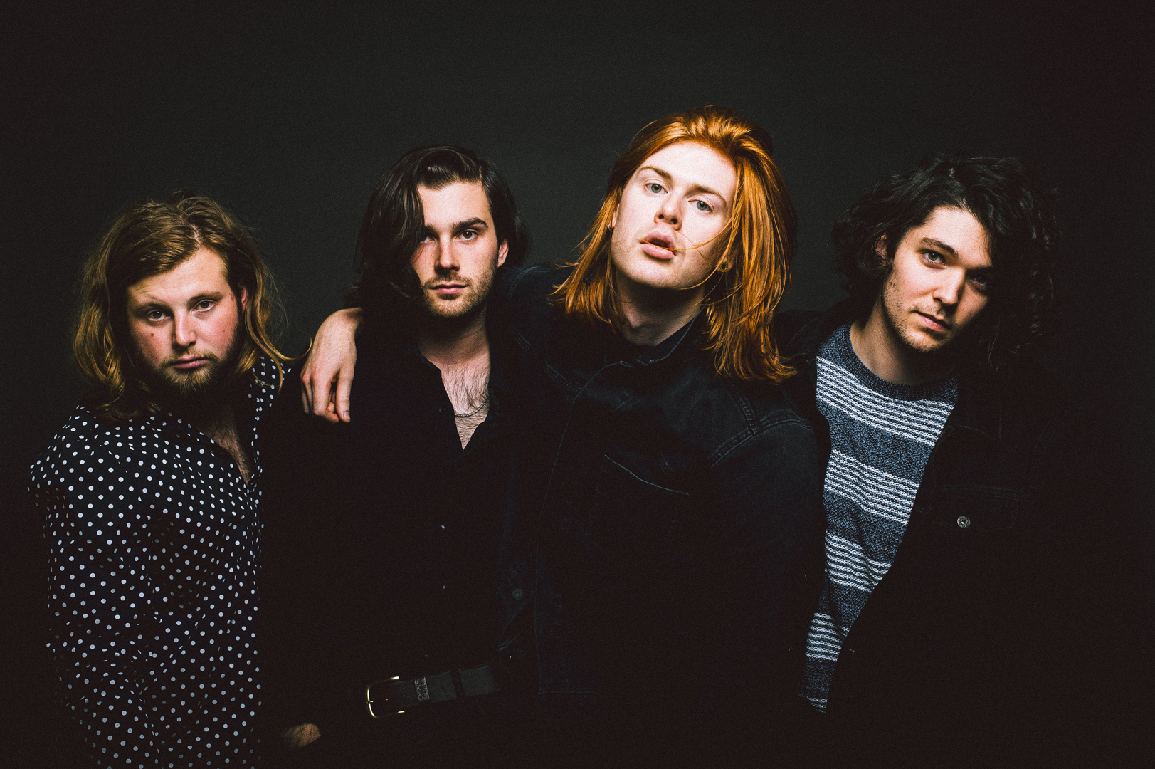 The Amazons, Foto Dan Harris