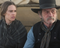 The Homesman / Hillary Swank, Tommy Lee Jones