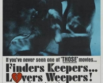 Finders Keepers Lovers Weepers