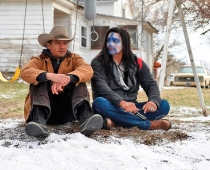 Wind River / Jeremy Renner, Gil Birmingham, Foto: Wild Bunch/Central Film