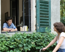 Call Me By Your Name / Timothee Chalamet und Esther Garrel / © Sony Pictures Releasing GmbH