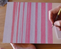Thilo Westermann, Working process (Color pencil), Courtesy of the Artist and Oechsner Galerie