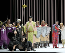 "14 / ""Lohengrin"" Foto: Bettina Stöß"
