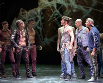 West Side Story, Staatstheater Nürnberg, Oper, Foto: Bettina Stöß