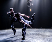Asylum, Kibbutz Contemporary Dance Company @Theater Fürth, Foto Eyal Hirsch