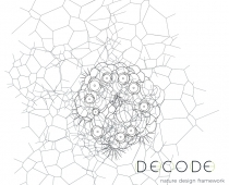 Thea Leyendecker / DECODE nature design framework / Gestaltungsystem Prints, Animation