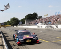 DTM auf dem Norisring, 2013. Foto: Dutch Photo Agency/Red Bull Content Pool