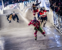 Red Bull Crashed Ice 2015 Belfast. Foto: Sebastian Marko, Red Bull Content Pool