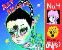 Grimes: Art Angels