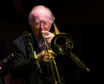Chris Barber, Foto David Mence