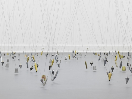 Tatiana Trouve, 165 point towards infinity, 2014