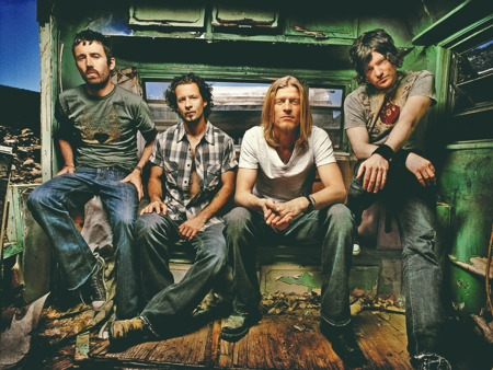 Puddle of Mudd. Foto: PR