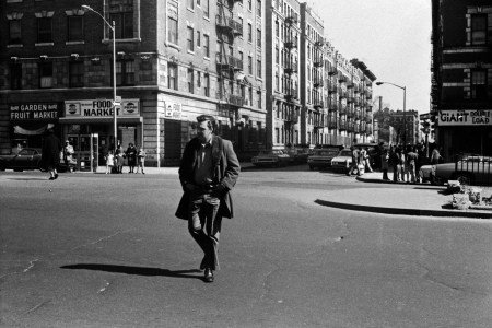 Jürgen Becker, aus der Serie New York 1972, 1972/2012 © Jürgen Becker; Courtesy Boris Becker, Köln