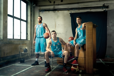Fotos: Thomas B�nig. Sportler: Dylan Talley, Haris Hujic, Mario Blessing
